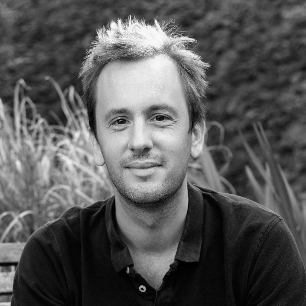 Bruno Moré, paysagiste concepteur à Nantes, cofondateur de Città UP.